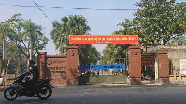 """12 y, bác sĩ ở Hải Dương tường trình việc cấp giấy khám sức khỏe """"bằng mắt"""""""