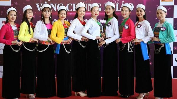 Cận mặt 25 cô gái xuất sắc nhất bước vào Chung kết Người đẹp xứ Mường