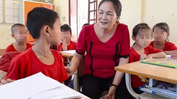 Những thầy cô gieo con chữ dưới chân núi Ca Hâu, Điện Biên