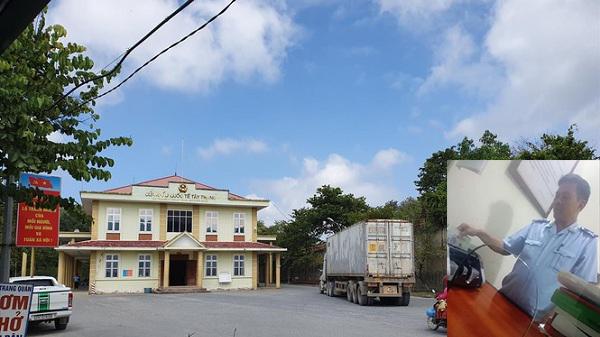 Điện Biên: 'Làm luật' ở cửa khẩu quốc tế Tây Trang