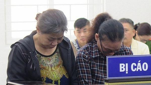 Hai người đàn bà liên tục vào tù vẫn không chừa thói... cắp vặt