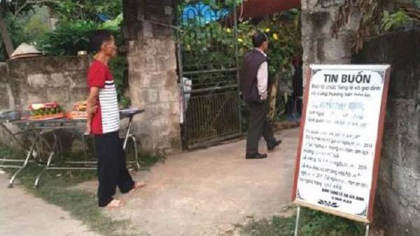 Vụ 2 nữ sinh lớp 10 tử vong ở Hải Dương: Tang thương bao trùm làng quê