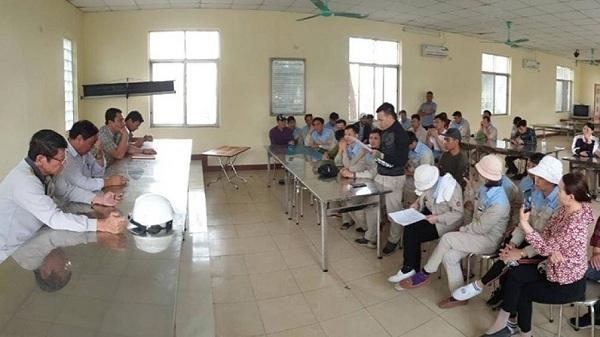 Hơn 50 công nhân Công ty Xi măng Phúc Sơn được giải quyết chế độ thế nào?