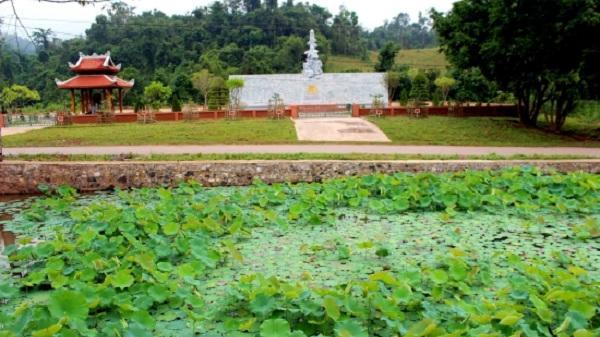 Khu tưởng niệm Anh hùng liệt sĩ Trần Văn Thọ