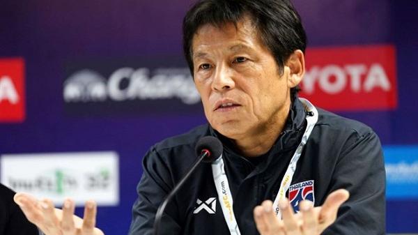 HLV Nishino: 'Quyết định thổi penalty là sai'