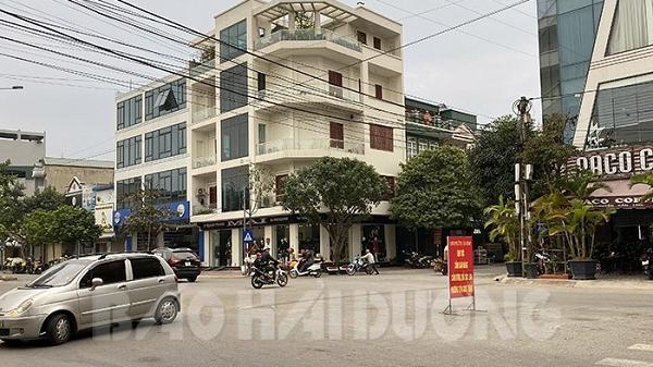 Hải Dương: Giải tỏa 2 điểm lấn chiếm trên đường Nguyễn Văn Linh