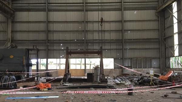 Nổ ở nhà máy Lilama Hải Dương, 6 người thương vong: Hiện trường kinh hoàng, lộ nguyên nhân?