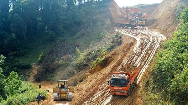 Điện Biên gỡ khó dự án giao thông trọng điểm