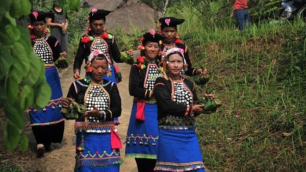 Điện Biên: Lễ mừng cơm mới của dân tộc Si La
