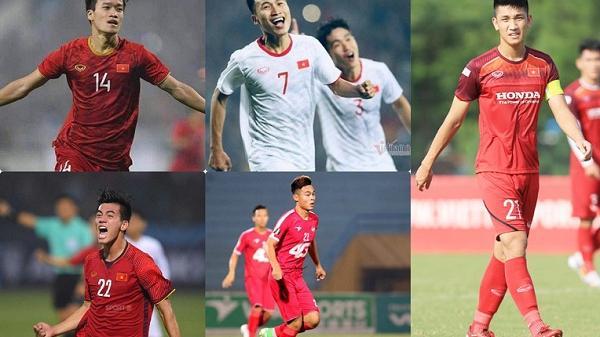 U23 Việt Nam chốt danh sách 25 tuyển thủ sang Thái Lan: Thầy Park giữ lại bộ tứ trai đẹp