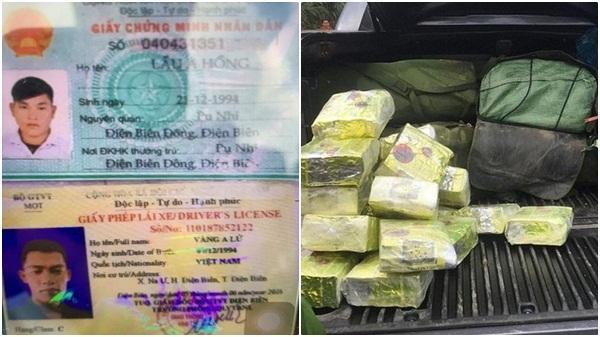 Truy bắt 2 nghi phạm vận chuyển gần 250kg ma túy bỏ chạy vào rừng