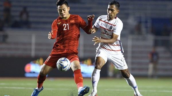 Đức Chiến - từ vua thẻ tới lá chắn thép của U23 Việt Nam
