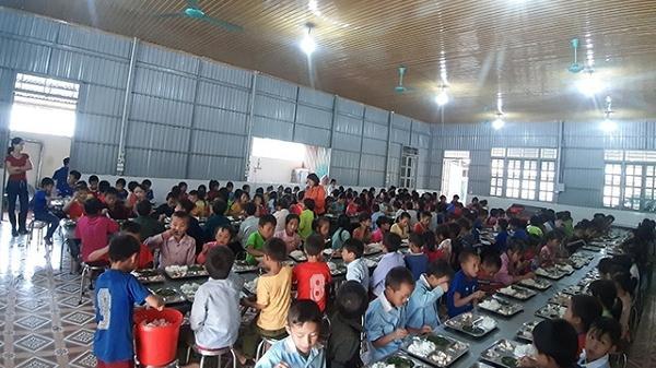 Điện Biên nhân rộng mô hình trường phổ thông dân tộc bán trú