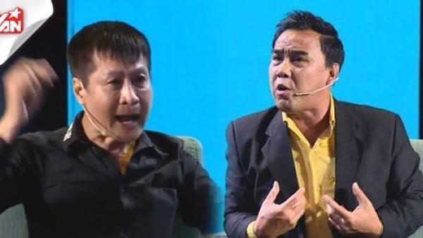 """Quyền Linh tức giận khi đạo diễn Lê Hoàng nói: """"Tết không có một niềm vui gì cả"""""""