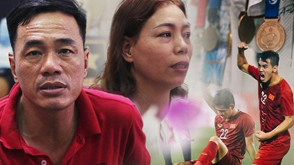 Bố mẹ Tiến Linh: 'Tết này không mong Linh về, cứ ở Thái Lan cùng tuyển Việt Nam vào trận chung kết U23 châu Á'
