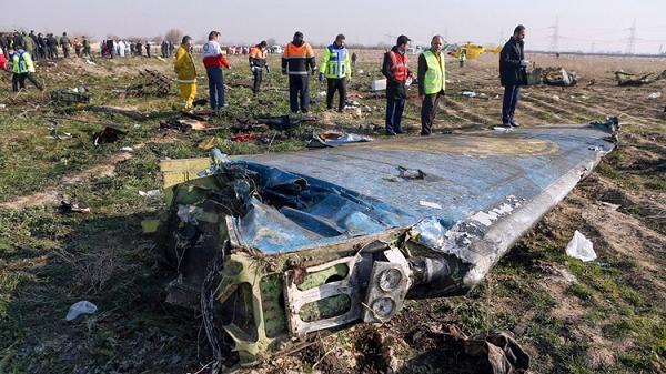 NÓNG: Iran bất ngờ thừa nhận đã bắn hạ máy bay Ukraine
