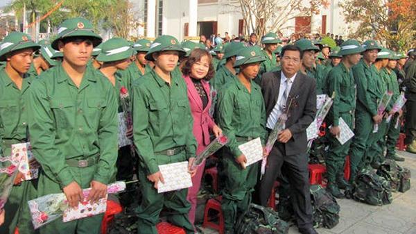 Ðiện Biên Ðông hoàn tất công tác tuyển quân năm 2020