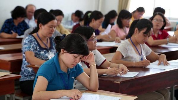 Ngày 21.3, Hải Dương thi tuyển giáo viên vòng 1
