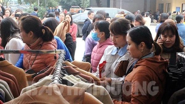 Hải Dương: Chung tay chăm lo Tết cho công nhân