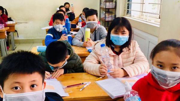 Bộ GD-ĐT xin ý kiến Thủ tướng cho phép học sinh nghỉ học phòng chống dịch corona
