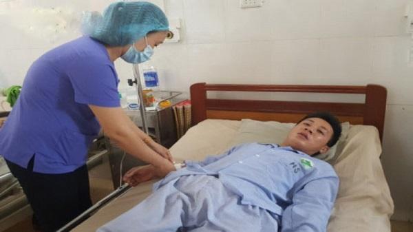 CHUYỂN CỔ TÍCH CÓ THẬT: Chiếc can nhựa cứu sống thanh niên bị lũ cuốn 7km ở Nghĩa Lộ