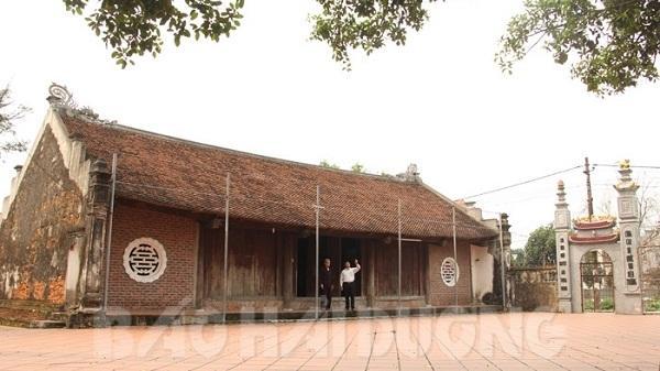 Khám phá ngôi đình thờ Vua Hùng ở Hải Dương