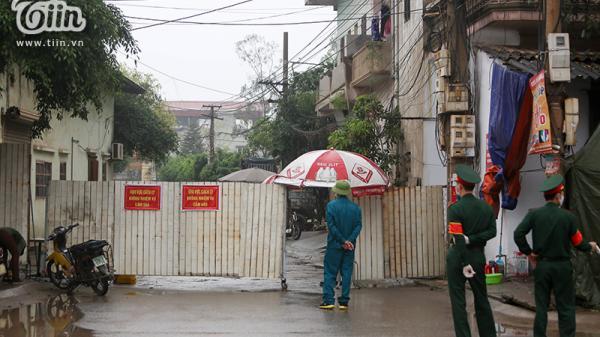 Ngày cách ly thứ 2, thôn hơn 1.400 dân tại Hưng Yên 'nội bất xuất, ngoại bất nhập', mọi hoạt động diễn ra nghiêm ngặt