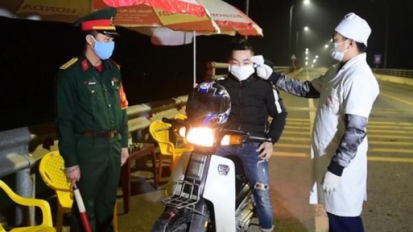 Phú Thọ lập 5 chốt kiểm soát phòng ngừa dịch bệnh Covid-19