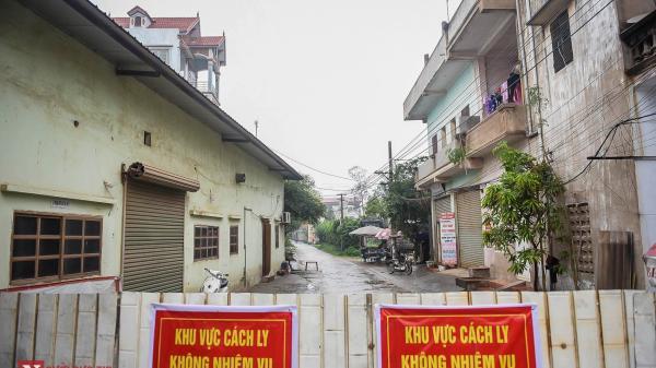 Cận cảnh khu cách ly 1,404 người tại Hưng Yên