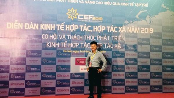 Kỹ sư trẻ khởi nghiệp từ hạt gạo Điện Biên