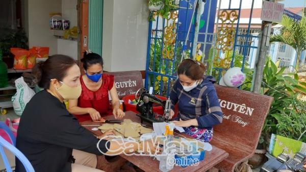 Cà Mau: Phú Tân đảm bảo 2.000 hộ nghèo, cận nghèo no đủ