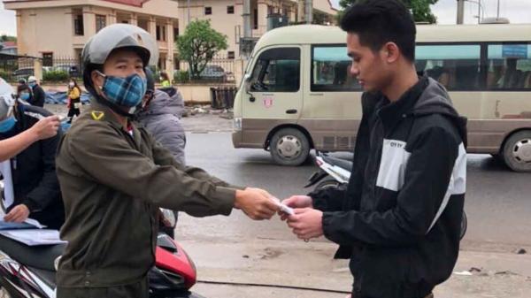 Ngày 4/4, Bắc Giang xử phạt 38 trường hợp không đeo khẩu trang nơi công cộng
