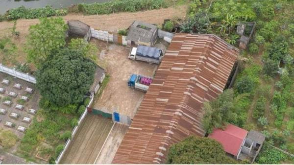 Hưng Yên phát hiện cơ sở sang chiết gas trái phép sát nghĩa trang