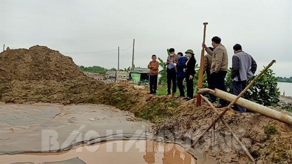 Hải Dương: Thêm 1 người ở xã An Phượng bị phạt 40 triệu đồng vì khai thác khoáng sản trái phép