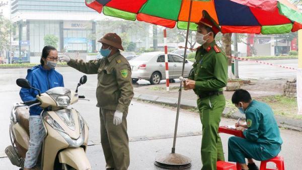 Hưng Yên: Cận cảnh hoạt động tại các chốt kiểm soát phòng, chống dịch Covid-19