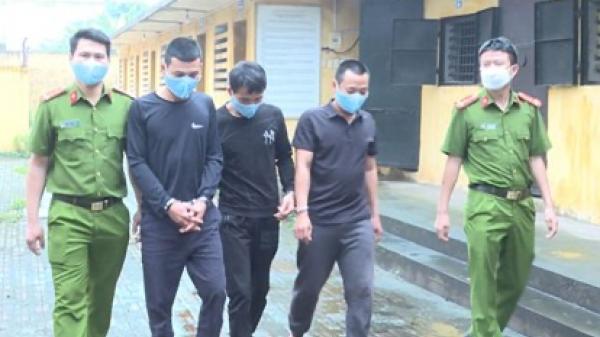 Hưng Yên: Bắt 2 nhóm chuyên trộm đồ thờ, cây cảnh