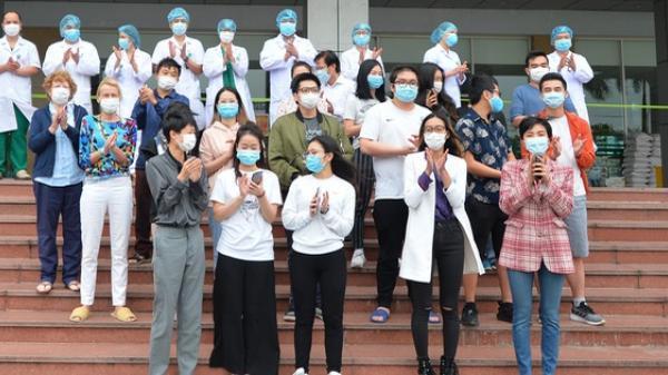 Tin vui: Thêm 4 bệnh nhân Covid-19 khỏi bệnh, Việt Nam điều trị thành công cho 95 trường hợp