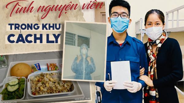 """Cuộc sống của chàng trai Hưng Yên xin được tình nguyện trong khu cách ly: """"Em hoàn toàn tin tưởng các y bác sĩ"""""""