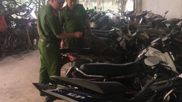 Hành trình truy bắt hai vợ chồng Phú Thọ trộm 16 xe máy bán trả nợ