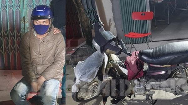 Hải Dương: Kiểm tra y tế, phát hiện tên trộm gà