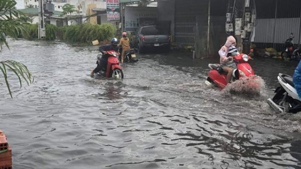 Cảnh báo khẩn về hiện tượng thời tiết bất thường ở TP.HCM và các tỉnh lân cận