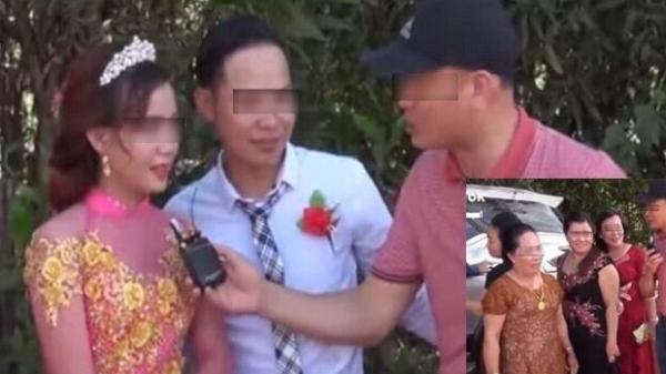 Bất chợt xuất hiện trong đám cưới, người đàn ông gây phẫn nộ khi liên tục hỏi xoáy gia cảnh cô dâu: 'Việt kiều Campuchia nghèo khổ'