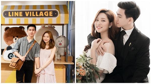 Cận cảnh cặp dâu rể trong bộ ảnh cưới chụp cùng hội bạn thân toàn cực phẩm: Chuyện tình hotboy-hotgirl đất Lào Cai là đây chứ đâu!