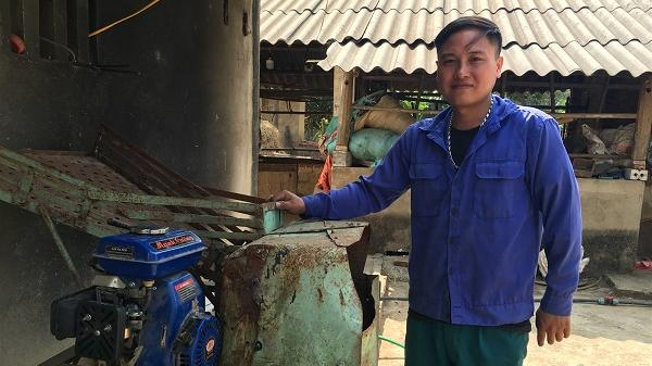 """Chàng """"kỹ sư phế thải"""" ở Điện Biên"""