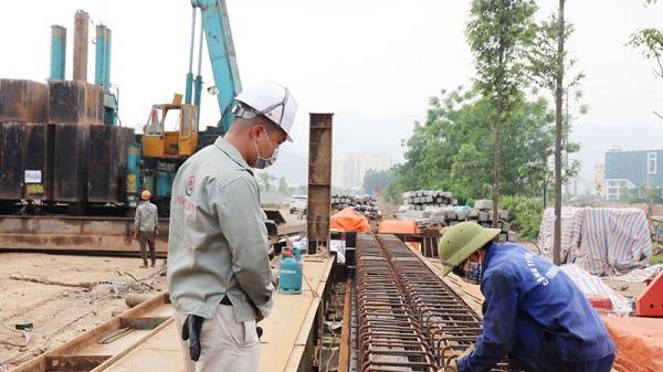 Hòa Bình: Tập trung đẩy nhanh thi công dự án đường kết nối quốc lộ 6 với đường Chi Lăng