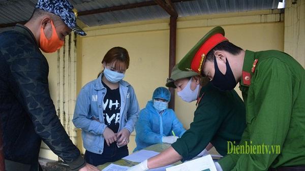 Điện Biên: Có thêm 70 công dân hoàn thành thời gian cách ly