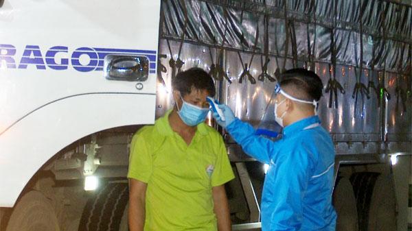 Lào Cai: Dừng hoạt động 7/9 chốt kiểm soát liên ngành phòng, chống dịch bệnh Covid-19