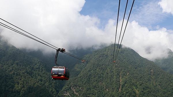 Từ hôm nay: Cáp treo Fansipan giảm giá vé 60% cho khách du lịch đến từ các tỉnh vùng Tây Bắc