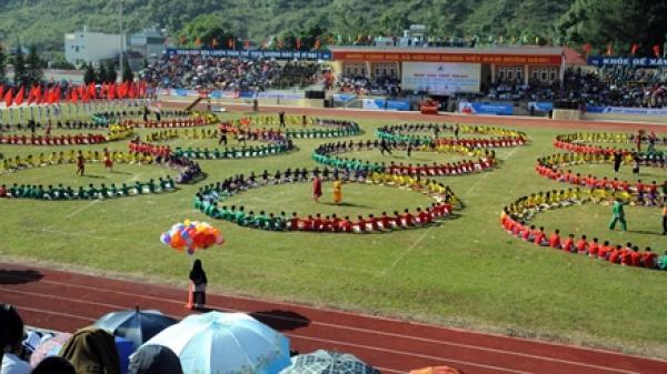 17 tỉnh, thành phố tham dự Hội thi thể thao các dân tộc thiểu số toàn quốc lần thứ X