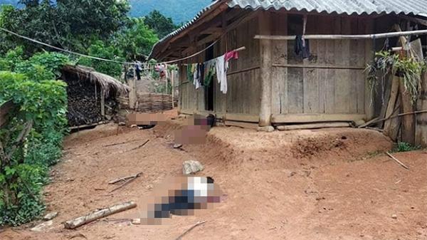 Thảm án ở Điện Biên, 3 người tử vong tại chỗ
